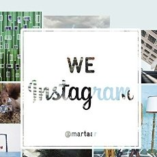 Libros: WE INSTAGRAM (2015) - MARTAAR - ISBN: 9788416297238. Lote 174896739
