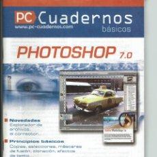 Libros: PHOTOSHOP 7.0. Lote 197283872