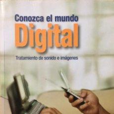 Libros: CONOZCA EL MUNDO DIGITAL. COU. SIN USAR. REF: AX 517. Lote 197665087