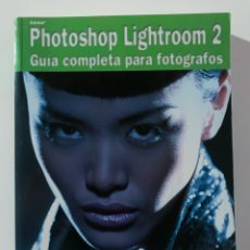 Libros: PHOTOSHOP LIGHTROOM 2 - MARTIN EVENING - ANAYA MULTIMEDIA. Lote 212170661