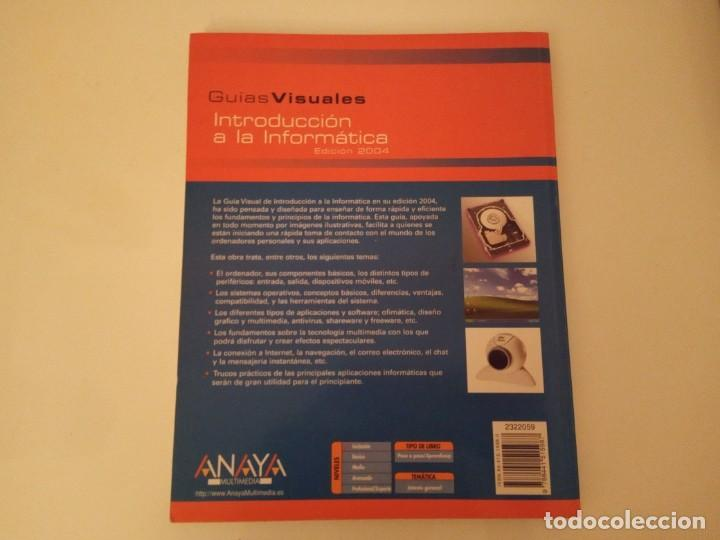 Libros: Introducción a la informática de Anaya - Foto 2 - 213084193