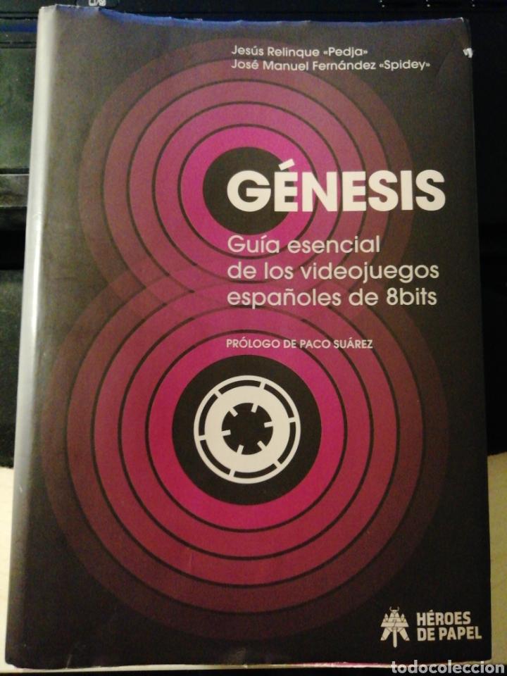 GÉNESIS LIBRO 8 BITS SPECTRUM AMSTRAD... (Libros Nuevos - Ocio - Informática - Informática práctica)