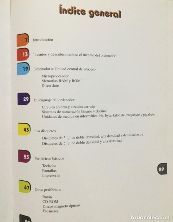 Libros: Topi y Plumy en... El Ordenador y sus periféricos. NUEVO - Foto 3 - 224230316