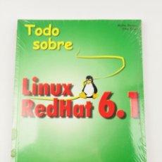 Libros: TODO SOBRE LINUX REDHAT 6.1 NUEVO PRECINTADO. Lote 238503955