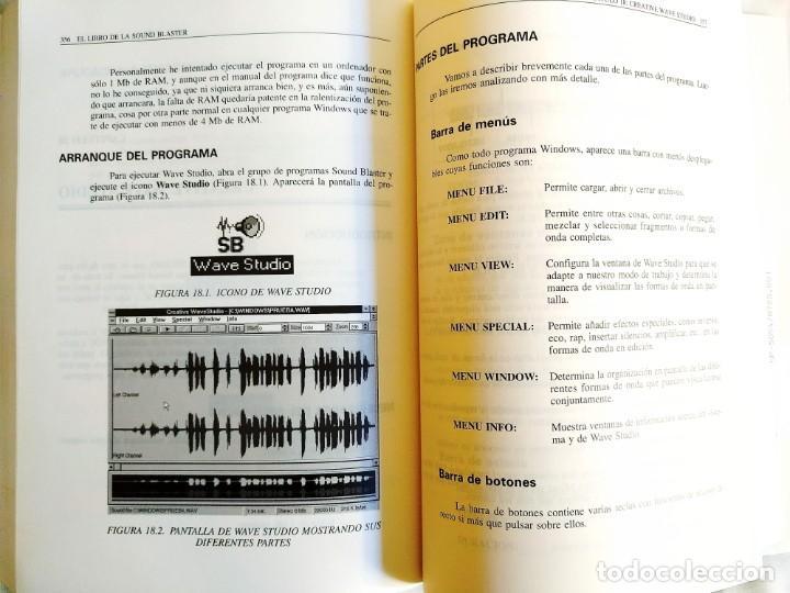 Libros: ORÓS: EL LIBRO DE LA SOUND BLASTER - Foto 4 - 242194760