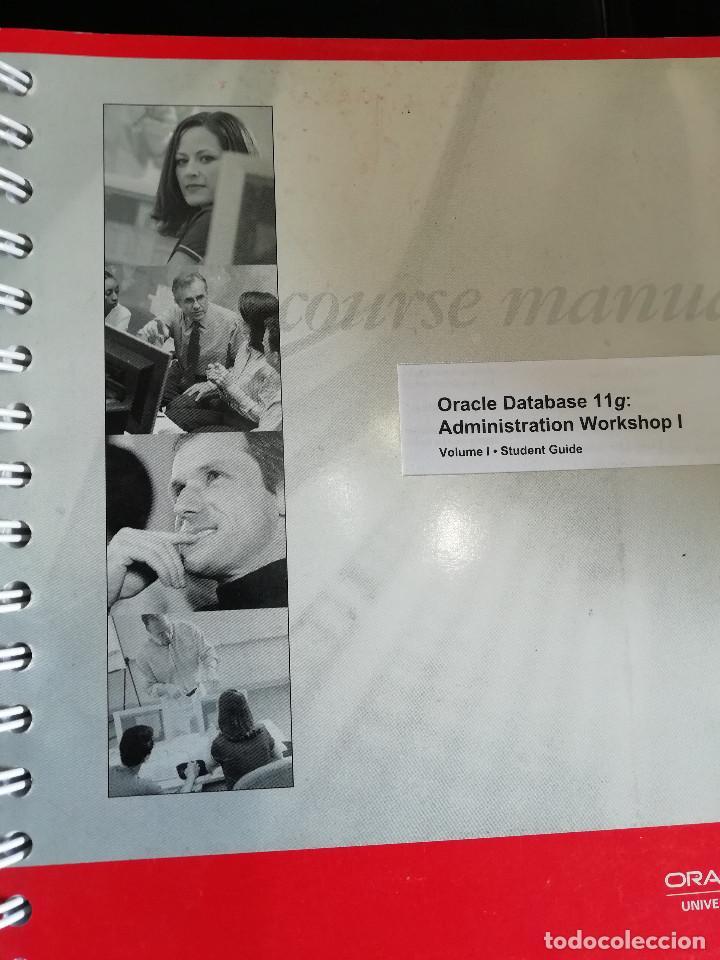 Libros: Curso Completo Administración Base de Datos ORACLE 11G (Curso Original) - Foto 4 - 262088720