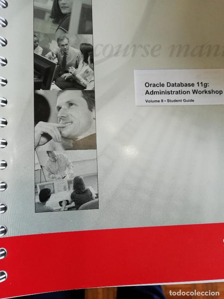 Libros: Curso Completo Administración Base de Datos ORACLE 11G (Curso Original) - Foto 6 - 262088720