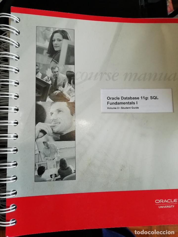 Libros: Curso Completo Administración Base de Datos ORACLE 11G (Curso Original) - Foto 8 - 262088720
