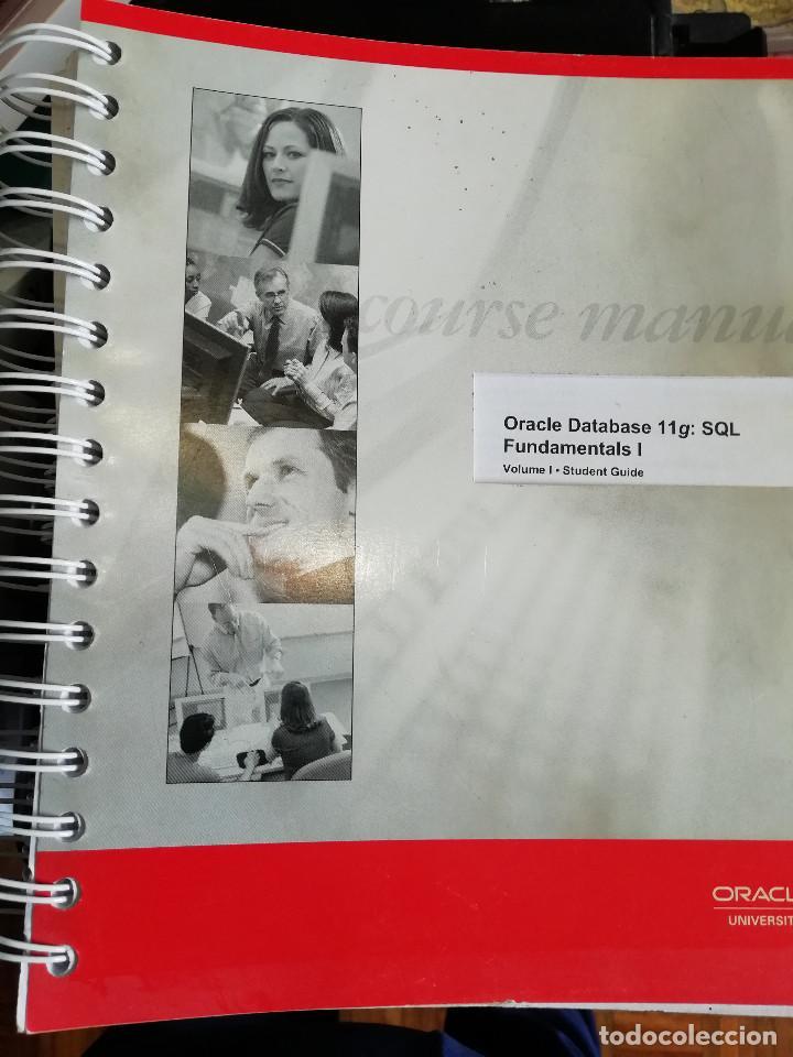 Libros: Curso Completo Administración Base de Datos ORACLE 11G (Curso Original) - Foto 10 - 262088720