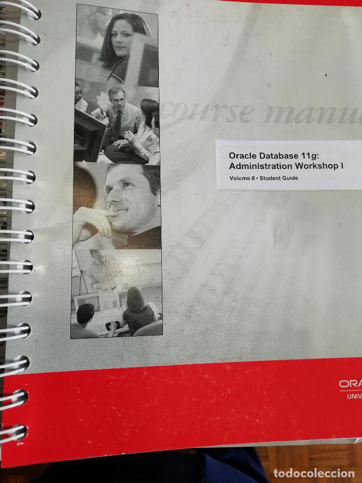 Libros: Curso Completo Administración Base de Datos ORACLE 11G (Curso Original) - Foto 11 - 262088720