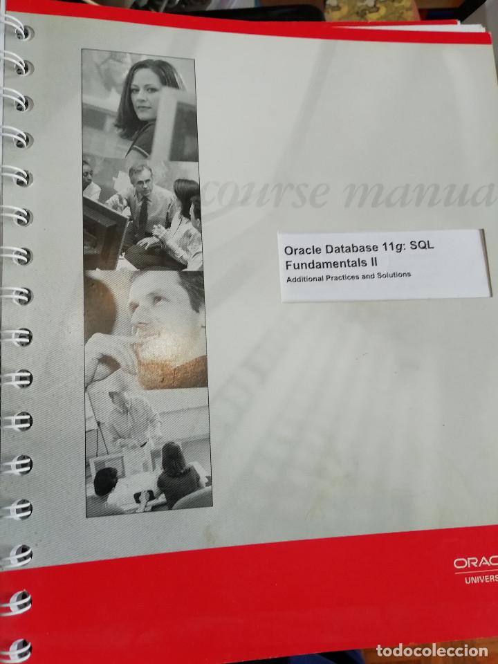 Libros: Curso Completo Administración Base de Datos ORACLE 11G (Curso Original) - Foto 12 - 262088720