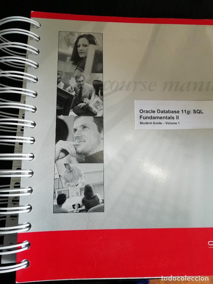 Libros: Curso Completo Administración Base de Datos ORACLE 11G (Curso Original) - Foto 13 - 262088720