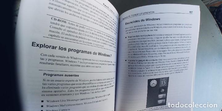 Libros: libro windows 7 paso a paso,,anaya,tapa fina,544 paginas,contiene un cd - Foto 3 - 262460740