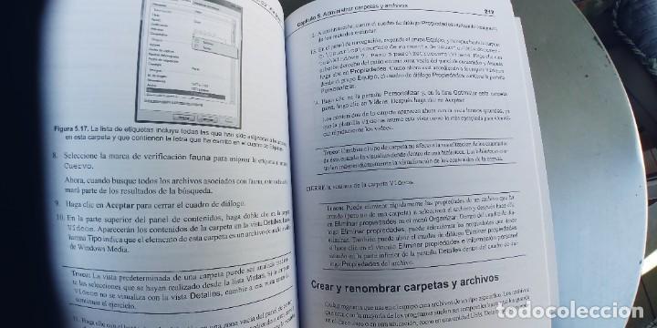 Libros: libro windows 7 paso a paso,,anaya,tapa fina,544 paginas,contiene un cd - Foto 4 - 262460740