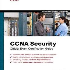 Libros: CCNA SECURITY CISCO (OFICIAL EXAM CERTIFICATION GUIDE) (ULTIMA REPOSICIÓN). Lote 290056938