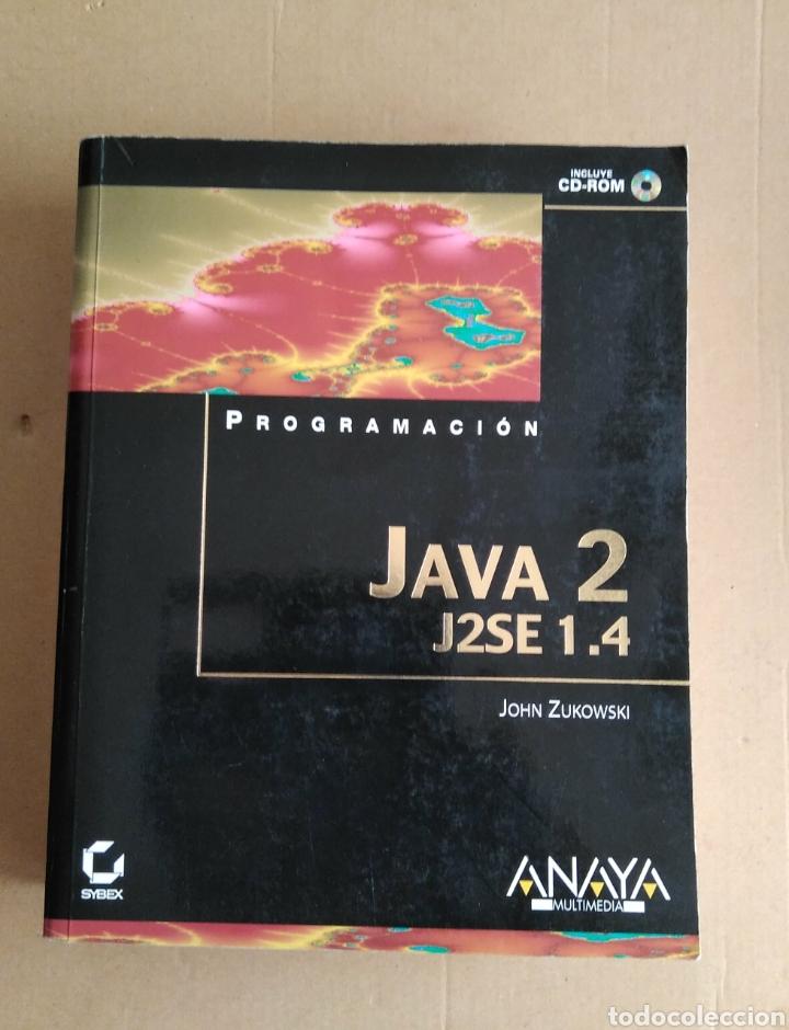 PROGRAMACIÓN JAVA 2 J2SE 1.4 EDIT ANAYA MULTIMEDIA. 2003. JOHN ZUKOWSKI (Libros Nuevos - Ocio - Informática - Programación)