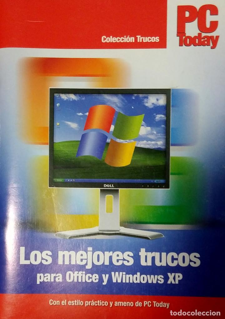 COLECCION TRUCOS PC LOS MEJORES TRUCOS PARA OFFICE Y WINDOWS XP (Libros Nuevos - Ocio - Informática - Programación)