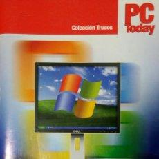 Libros: COLECCION TRUCOS PC LOS MEJORES TRUCOS PARA OFFICE Y WINDOWS XP . Lote 126693855