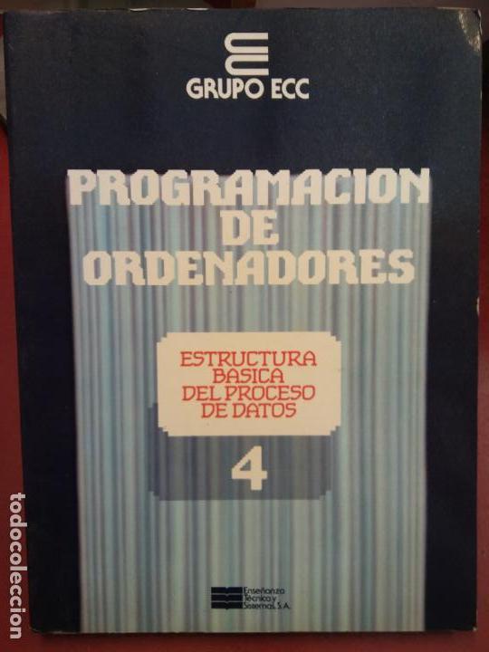 BJS.PROGRAMACION DE ORDENADORES.GRUPO ECC.EDT TESYS. . (Libros Nuevos - Ocio - Informática - Programación)