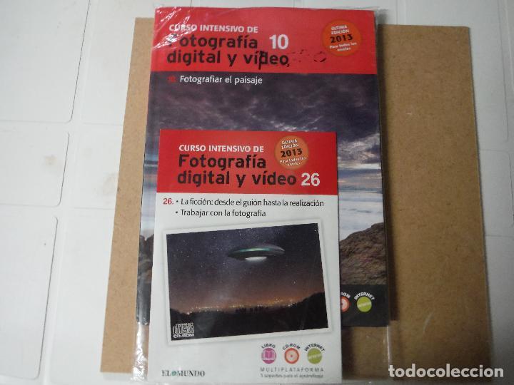 FOTOGRAFIA DIGITAL Y VIDEO 10 FOTOGRAFIAR EL PAISAJE EL MUNDO (Libros Nuevos - Ocio - Informática - Programación)