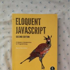 Libros: ELOQUENT JAVASCRIPT, SECOND EDITION. Lote 164612638