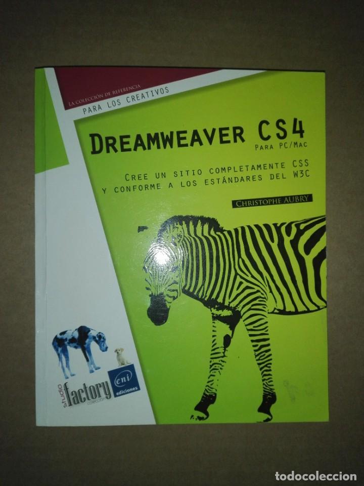 LIBRO - DREAMWEAVER (Libros Nuevos - Ocio - Informática - Programación)