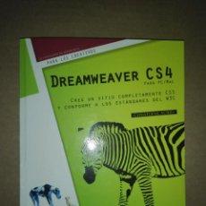 Libros: LIBRO - DREAMWEAVER. Lote 219359737