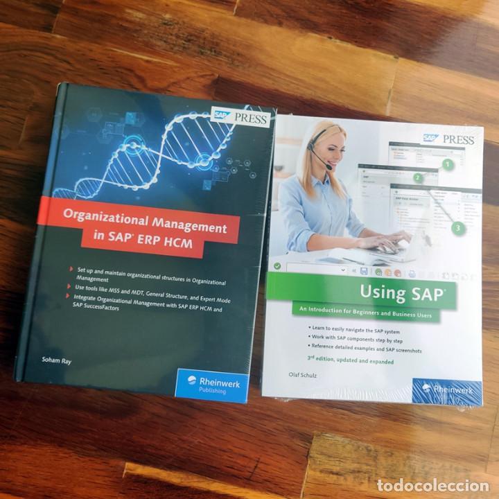 LIBROS DE INFORMÁTICA SAP - CURSO ERP - SIN ABRIR (Libros Nuevos - Ocio - Informática - Programación)