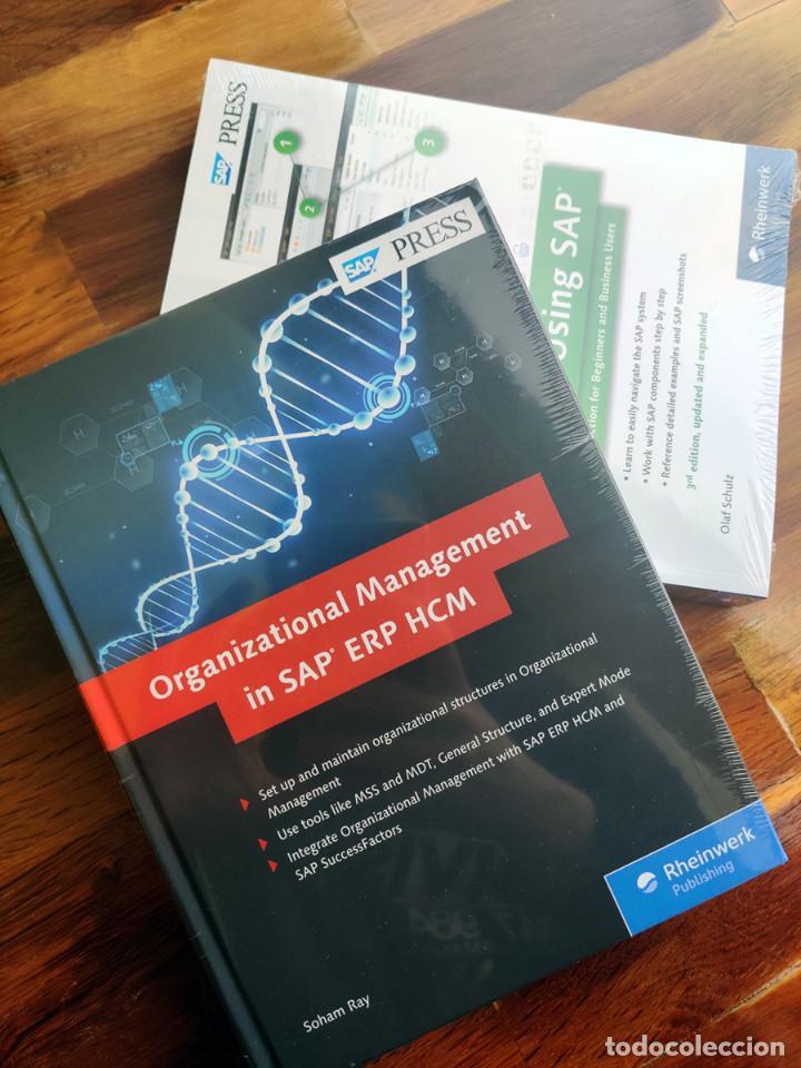 Libros: Libros de informática SAP - Curso ERP - SIN ABRIR - Foto 2 - 223548522
