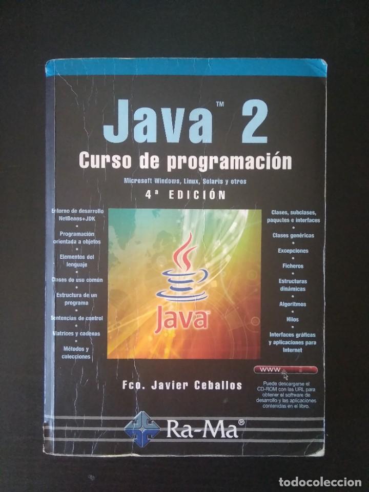 JAVA 2 (Libros Nuevos - Ocio - Informática - Programación)