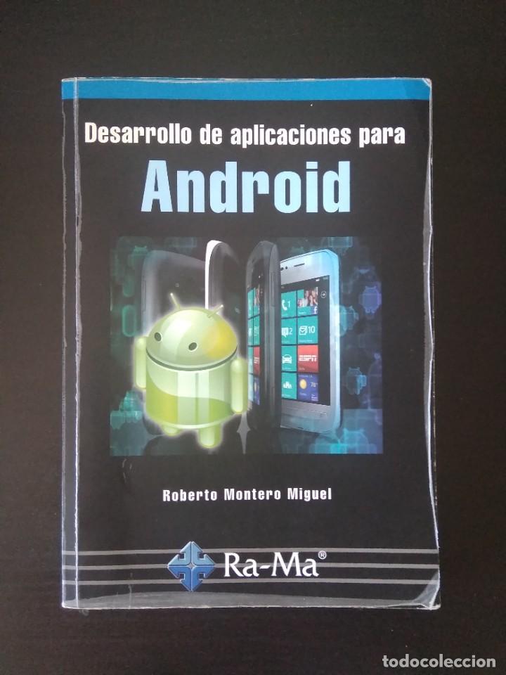 DESARROLLO DE APLICACIONES ANDROID (Libros Nuevos - Ocio - Informática - Programación)