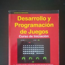 Libros: DESARROLLO Y PROGRAMACIÓN DE JUEGOS. Lote 228953770