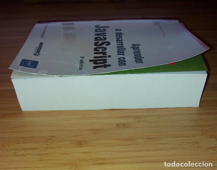 Libros: Aprender a desarrollar con JavaScript de Christian Vigouroux (ENI, 2019 · 3ª edición · 822 páginas) - Foto 4 - 231168485