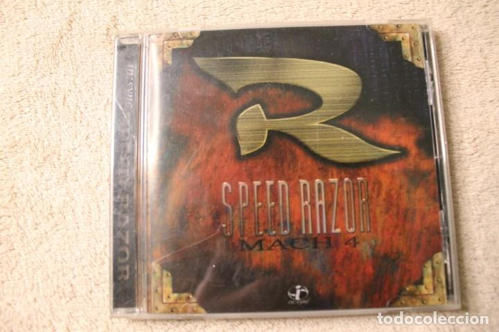 Libros: CD-ROM SPEEDRAZOR MACH 4 IN:SYNC CORPORATION - Foto 1 - 240117830