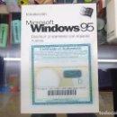 Libros: DISQUETES DE INSTALACIÓN WINDOWS 95, INCLUIDO LIBRO DE INSTRUCCIONES. Lote 78253657