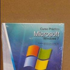 Libros: WINDOWS 7. CURSO PRÁCTICO MICROSOFT. TOMO 20 / PRECINTADO - OCASIÓN.. Lote 84439744