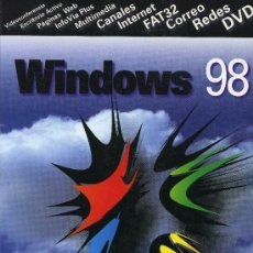 Libros: WINDOWS 98. Lote 100618831