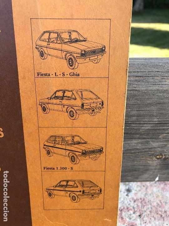 Libros: Ford, catalogo piezas - Foto 2 - 103554355