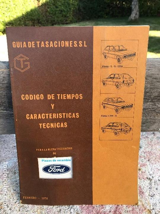 FORD, CATALOGO PIEZAS (Libros Nuevos - Ocio - Informática - Sistemas Operativas)