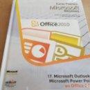 Libros: CURSO PRÁCTICO MICROSOFT-WINDOWS / OUTLOOK Y POWER POINT EN OFFICE 2010 / PRECINTADO.. Lote 153796806