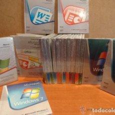 Libros: CURSO PRÁCTICO DE MICROSOFT. WINDOWS XP / VISTA Y WINDOWS 7. COMPLETO / PRECINTADO A ESTRENAR.. Lote 157024390
