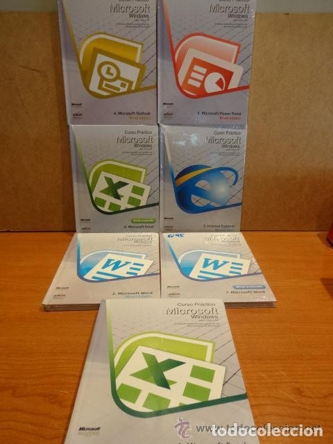 Libros: CURSO PRÁCTICO DE MICROSOFT. WINDOWS XP / VISTA Y WINDOWS 7. COMPLETO Y PRECINTADO / 20 TOMOS. - Foto 2 - 157024390