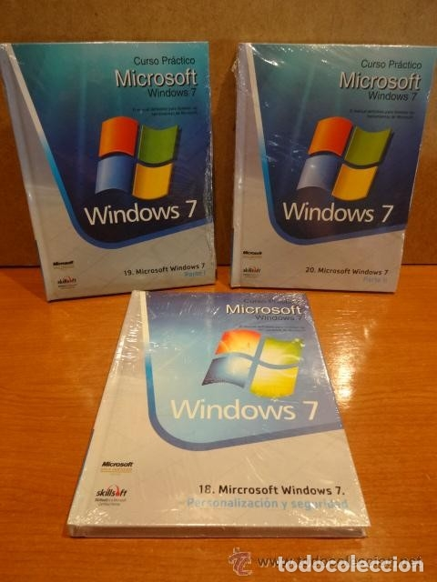 Libros: CURSO PRÁCTICO DE MICROSOFT. WINDOWS XP / VISTA Y WINDOWS 7. COMPLETO Y PRECINTADO / 20 TOMOS. - Foto 5 - 157024390