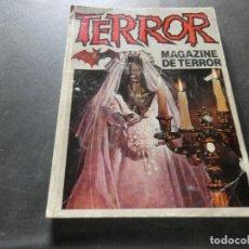 Libros: RETAPADO DEL COMIC REVISTA MORBO DE BRUGUERA NUMS 14-16-18 AÑO 1983 PESA 325 GR. Lote 169194928
