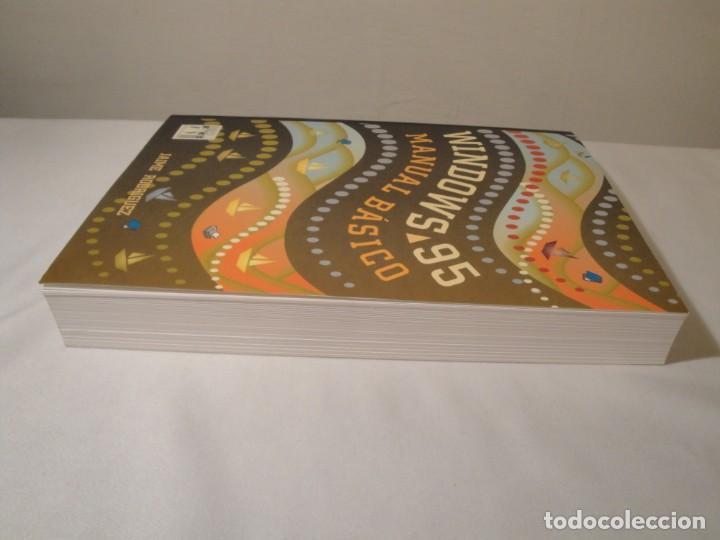 Libros: WINDOWS 95. Manual Básico. Autor: Jaime Rodríguez. Año 1996. Nuevo. - Foto 11 - 232691190