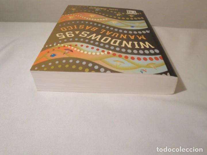 Libros: WINDOWS 95. Manual Básico. Autor: Jaime Rodríguez. Año 1996. Nuevo. - Foto 12 - 232691190