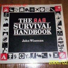 Livros: QUEX LIROS - LIBRO THE SAS SURVIVAL HANDBOOK. Lote 204816491