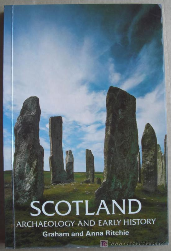 SCOTTLAND. ARCHAEOLOGY AND EARLY HISTORY (Libros Nuevos - Idiomas - Inglés)