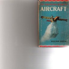 Libros: THE OBSERVER´S BOOK OF AIRCRAFT - WILLIAM GREEN - AÑO 1969 - . Lote 15547098