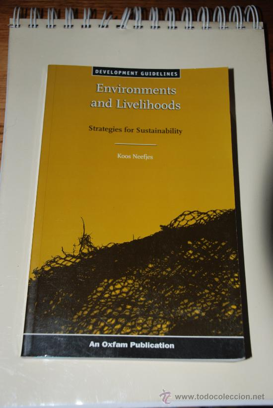 ENVIRONMENTS AND LIVEHOODS. STRATEGIES FOR SUSTAINABILITY. KOOS NEEFJES. DEVELOPMENT GUIDELINES. (Libros Nuevos - Idiomas - Inglés)